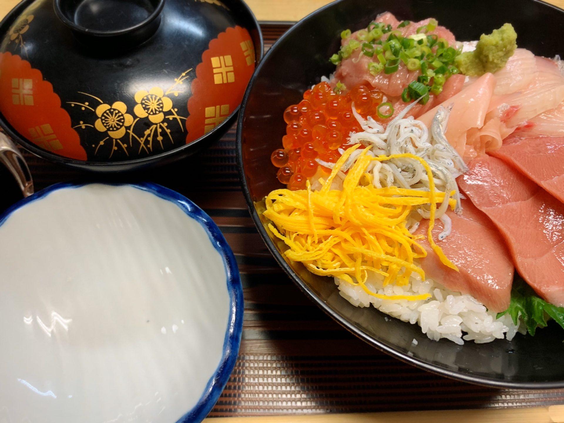 奄美 海鮮丼